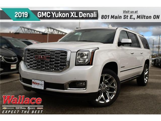 2019 GMC Yukon XL Denali (Stk: 157449) in Milton - Image 1 of 12
