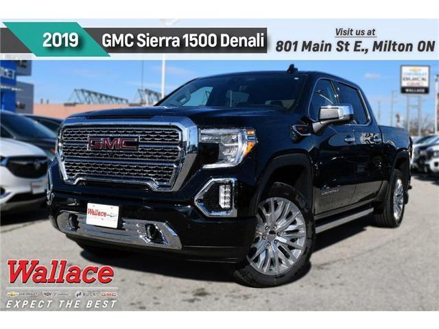 2019 GMC Sierra 1500 Denali (Stk: 143308) in Milton - Image 1 of 15