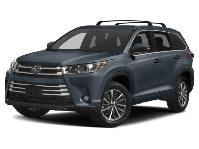 2019 Toyota Highlander XLE (Stk: N31518) in Goderich - Image 1 of 9