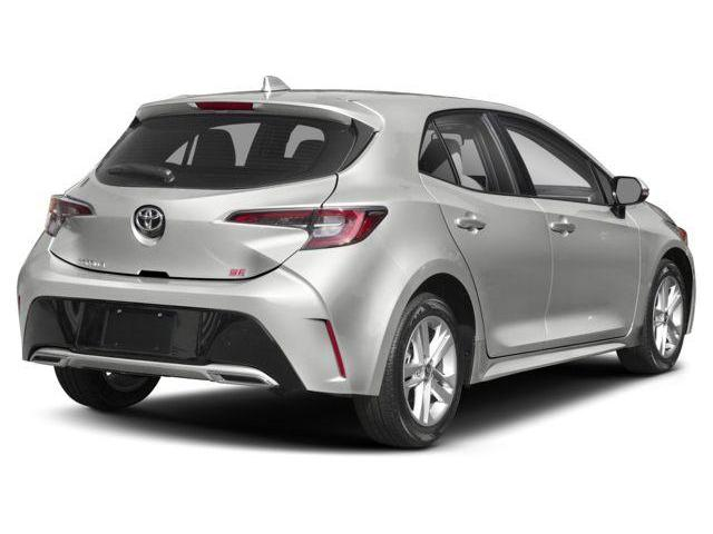2019 Toyota Corolla Hatchback Base (Stk: N31618) in Goderich - Image 3 of 9