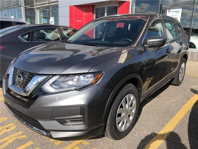 2019 Nissan Rogue S (Stk: V0018) in Cambridge - Image 1 of 5