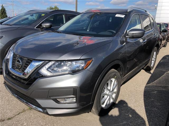 2019 Nissan Rogue SV (Stk: V0019) in Cambridge - Image 1 of 5