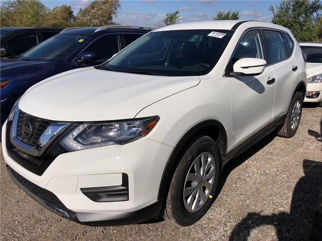 2019 Nissan Rogue S (Stk: V0021) in Cambridge - Image 1 of 5