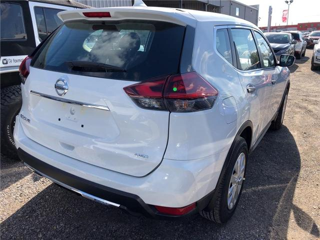 2019 Nissan Rogue S (Stk: V0021) in Cambridge - Image 4 of 5