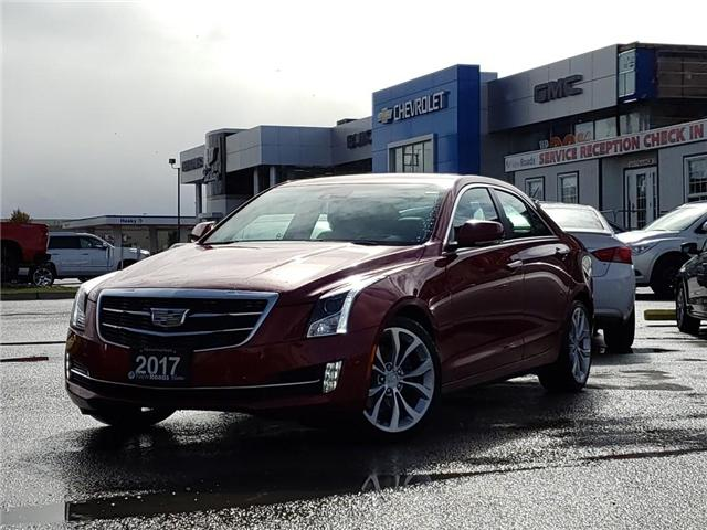2017 Cadillac ATS 3.6L Premium Luxury (Stk: 9107417A) in Newmarket - Image 1 of 30