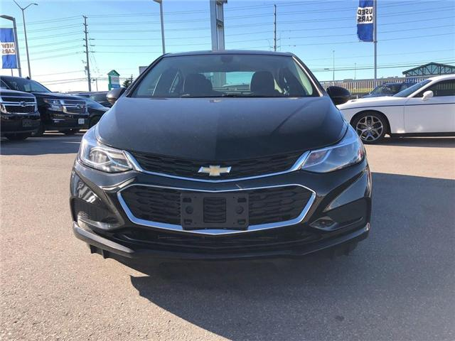 2018 Chevrolet Cruze TRUE NORTH|Auto|SUNROOF|REMOTE START|REAR CAMERA| (Stk: PW17427) in BRAMPTON - Image 2 of 16