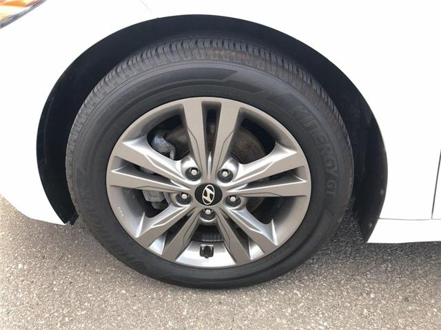 2017 Hyundai Elantra GL|Heated Seats|Rear View Camera|Bluetooth (Stk: PA17348) in BRAMPTON - Image 8 of 17