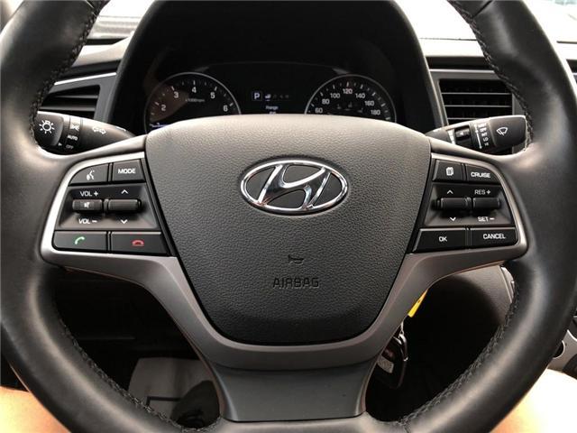 2017 Hyundai Elantra GL|Heated Seats|Rear View Camera|Bluetooth (Stk: PA17348) in BRAMPTON - Image 14 of 17