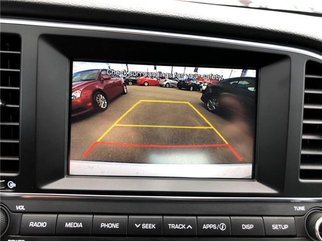 2017 Hyundai Elantra GL|Heated Seats|Rear View Camera|Bluetooth (Stk: PA17348) in BRAMPTON - Image 16 of 17