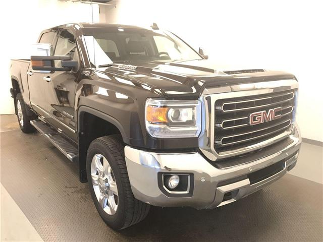 2018 GMC Sierra 2500HD SLT (Stk: 185223) in Lethbridge - Image 1 of 19