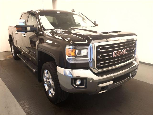 2018 GMC Sierra 2500HD SLT (Stk: 185223) in Lethbridge - Image 2 of 19