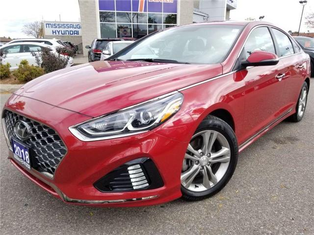 2018 Hyundai Sonata Sport-Great deal (Stk: op10009) in Mississauga - Image 1 of 20