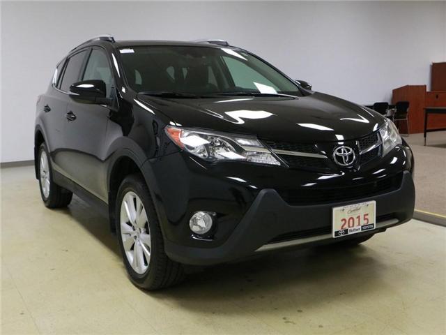 2015 Toyota RAV4 Limited (Stk: 186212) in Kitchener - Image 4 of 29