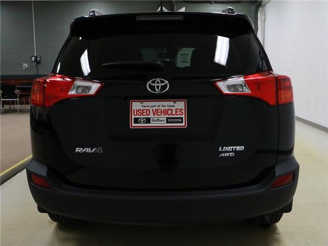 2015 Toyota RAV4 Limited (Stk: 186212) in Kitchener - Image 21 of 29