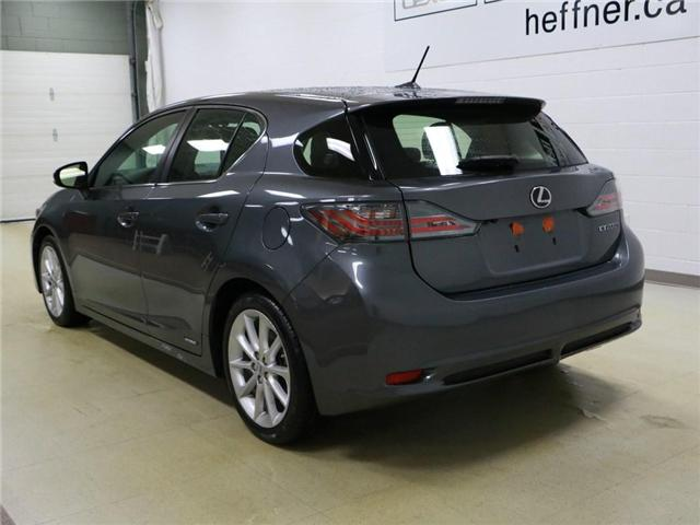 2013 Lexus CT 200h Base (Stk: 187281) in Kitchener - Image 2 of 27