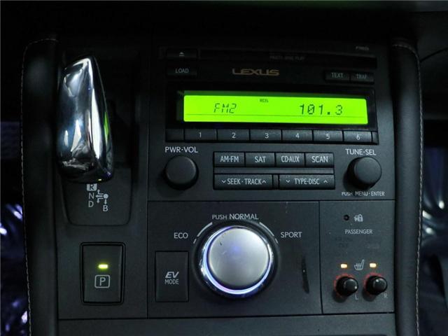 2013 Lexus CT 200h Base (Stk: 187281) in Kitchener - Image 14 of 27