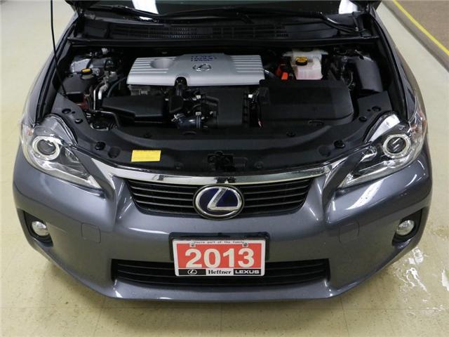 2013 Lexus CT 200h Base (Stk: 187281) in Kitchener - Image 24 of 27