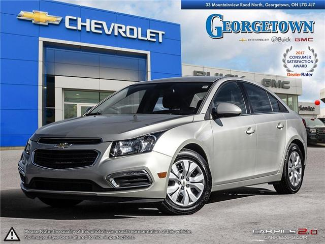 2015 Chevrolet Cruze 1LT (Stk: 28168) in Georgetown - Image 1 of 27