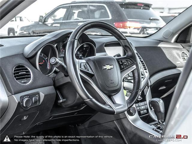 2015 Chevrolet Cruze 1LT (Stk: 28168) in Georgetown - Image 13 of 27