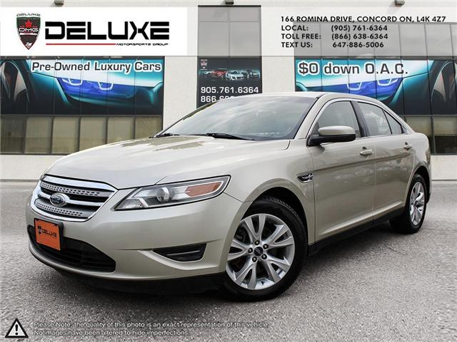 2010 Ford Taurus SEL (Stk: D0466T) in Concord - Image 1 of 21