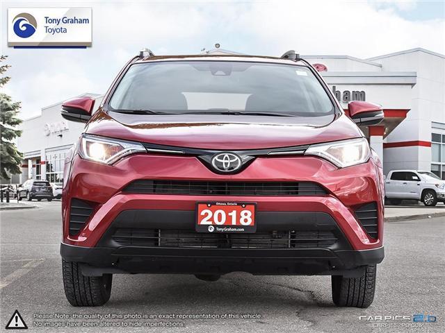 2018 Toyota RAV4 LE (Stk: U9033) in Ottawa - Image 2 of 27