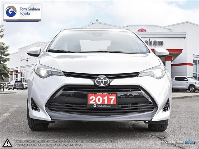 2017 Toyota Corolla LE (Stk: E7641) in Ottawa - Image 2 of 27