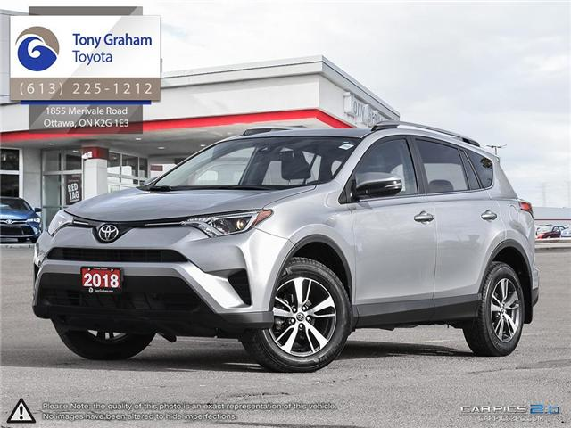 2018 Toyota RAV4 LE (Stk: U9023) in Ottawa - Image 1 of 26