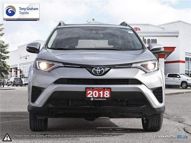 2018 Toyota RAV4 LE (Stk: U9023) in Ottawa - Image 2 of 26