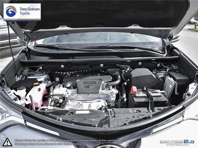 2018 Toyota RAV4 LE (Stk: U9023) in Ottawa - Image 8 of 26