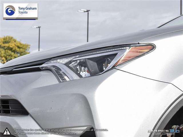 2018 Toyota RAV4 LE (Stk: U9023) in Ottawa - Image 10 of 26
