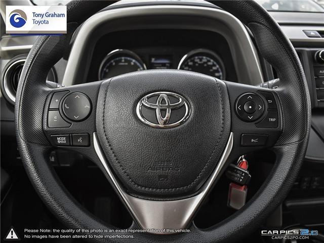 2018 Toyota RAV4 LE (Stk: U9023) in Ottawa - Image 13 of 26