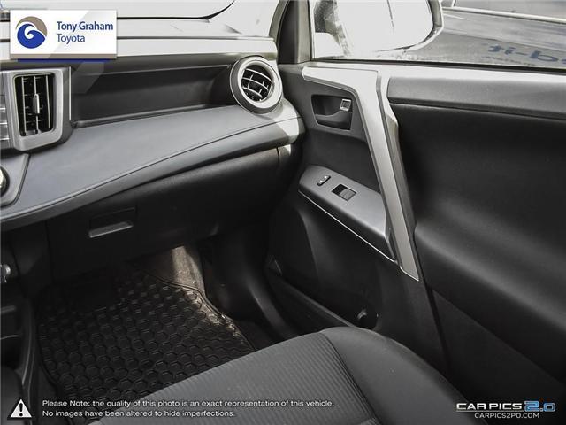 2018 Toyota RAV4 LE (Stk: U9023) in Ottawa - Image 25 of 26
