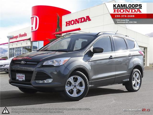 2015 Ford Escape SE (Stk: 14111A) in Kamloops - Image 1 of 25