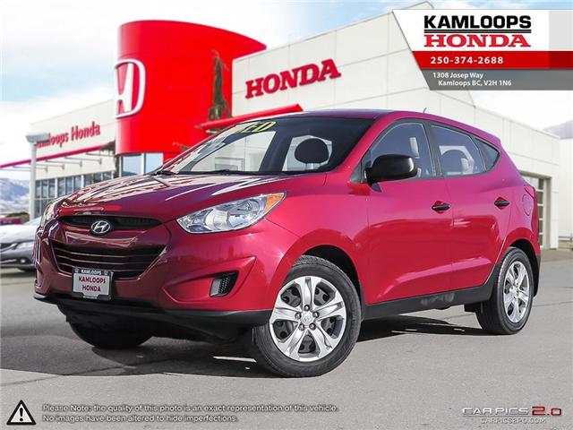 2013 Hyundai Tucson GL (Stk: 14102B) in Kamloops - Image 1 of 25