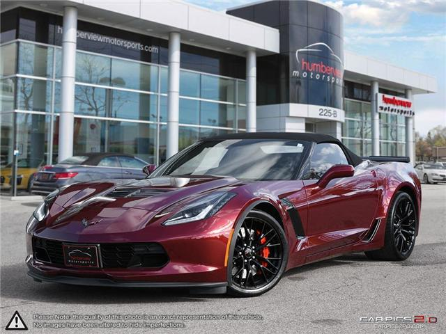 2016 Chevrolet Corvette Z06 (Stk: 18MSX610) in Mississauga - Image 1 of 27
