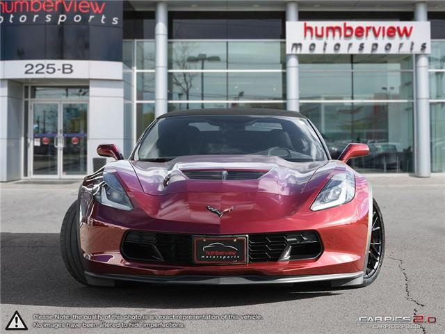 2016 Chevrolet Corvette Z06 (Stk: 18MSX610) in Mississauga - Image 2 of 27
