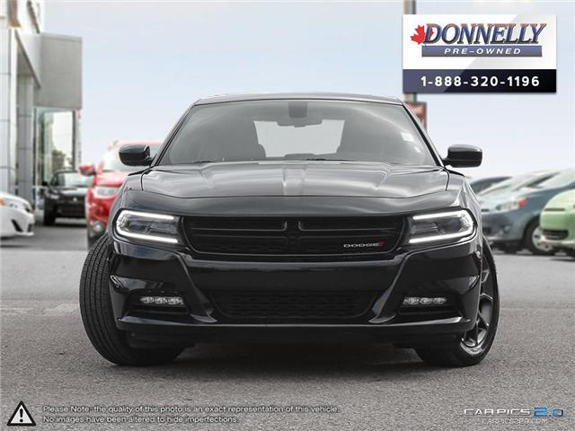 2018 Dodge Charger GT (Stk: CLMUR921) in Kanata - Image 2 of 27