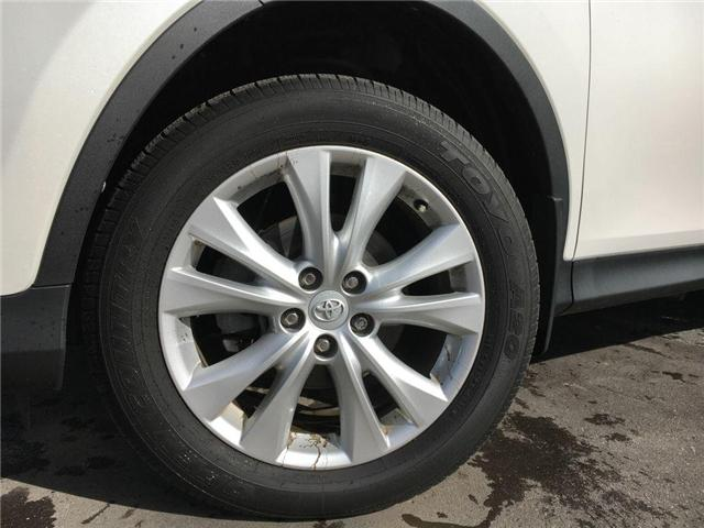 2015 Toyota RAV4 LIMITED AWD NAVI, POWER HATCH, LEATHER, SUNROOF, A (Stk: 42298A) in Brampton - Image 2 of 28
