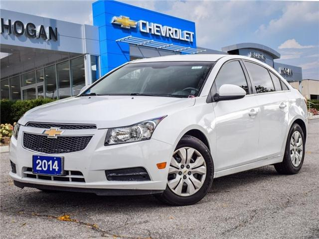 2014 Chevrolet Cruze 1LT (Stk: WU231462) in Scarborough - Image 1 of 22