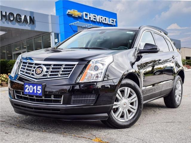 2015 Cadillac SRX Base (Stk: A580262) in Scarborough - Image 1 of 26