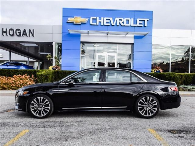 2017 Lincoln Continental Reserve (Stk: WN614950) in Scarborough - Image 2 of 23