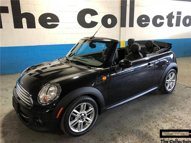 2015 MINI Convertible Cooper (Stk: WMWZN3) in Toronto - Image 1 of 27