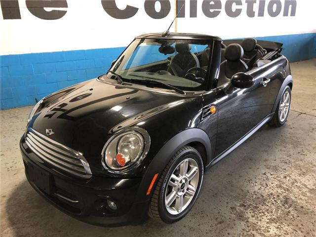 2015 MINI Convertible Cooper (Stk: WMWZN3) in Toronto - Image 2 of 27