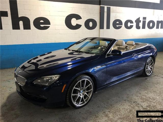 2012 BMW 650i  (Stk: 11839) in Toronto - Image 1 of 28