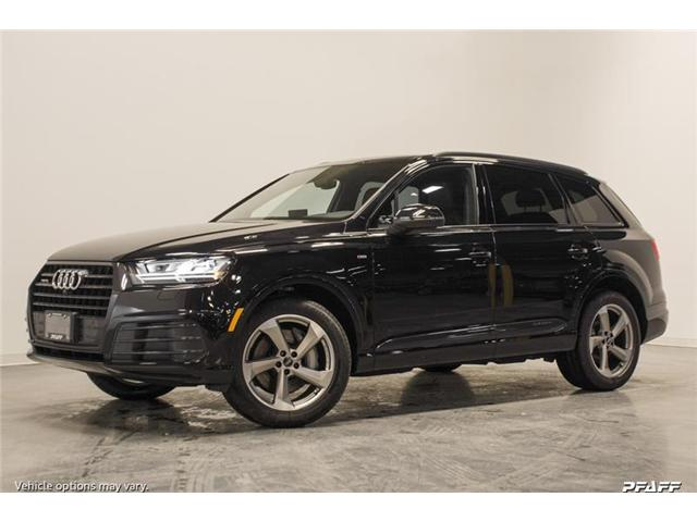 2018 Audi Q7 3.0T Technik (Stk: T15670) in Vaughan - Image 1 of 7