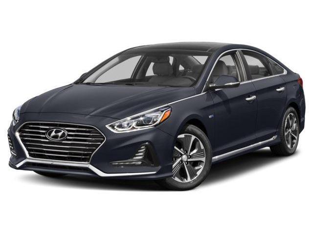 2018 Hyundai Sonata Hybrid Limited (Stk: 078821) in Milton - Image 1 of 9
