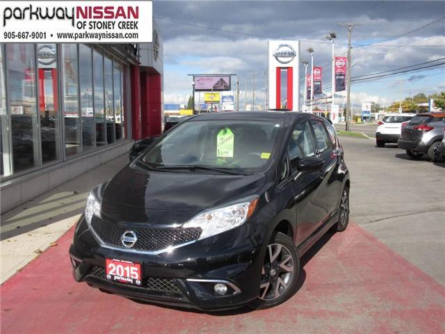 2015 Nissan Versa Note 1.6 SR (Stk: N1339) in Hamilton - Image 1 of 19