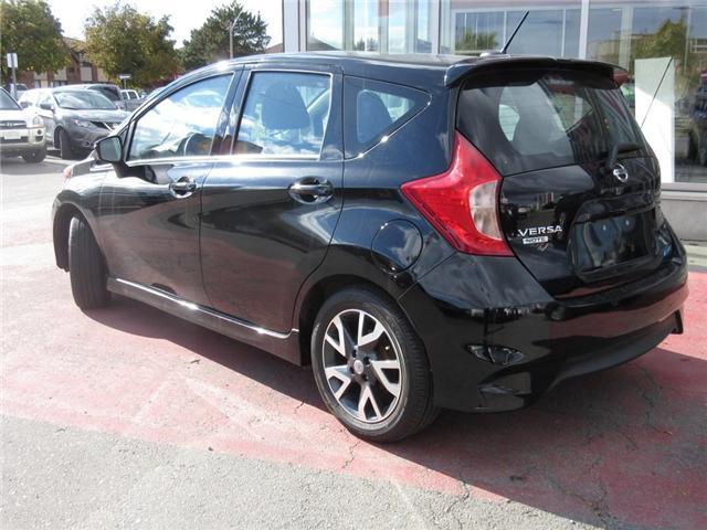 2015 Nissan Versa Note 1.6 SR (Stk: N1339) in Hamilton - Image 4 of 19