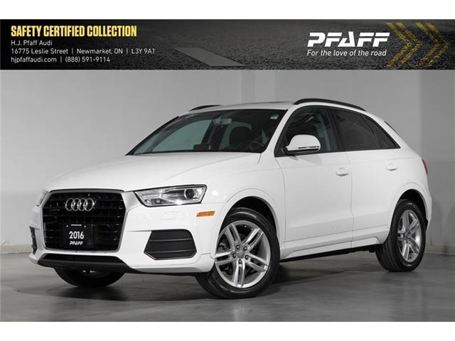 2016 Audi Q3 2.0T Komfort (Stk: A11717A) in Newmarket - Image 1 of 16