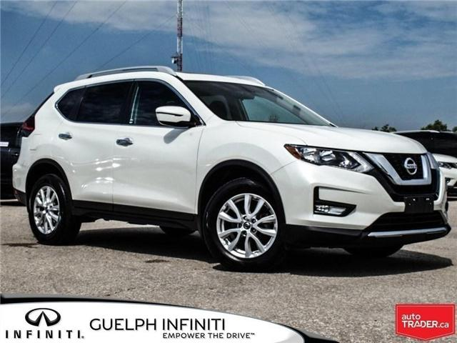 2017 Nissan Rogue  (Stk: I6343A) in Guelph - Image 1 of 21
